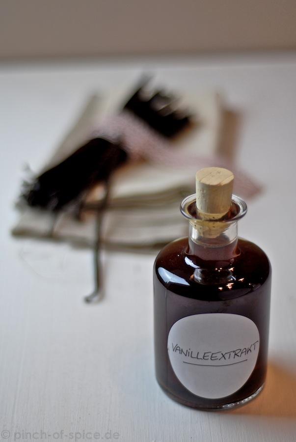 Vanilleextrakt