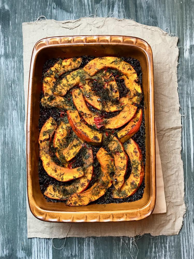 Wild West Rice Mit Cranberries Und Kürbis á La Jamie Oliver Pinch